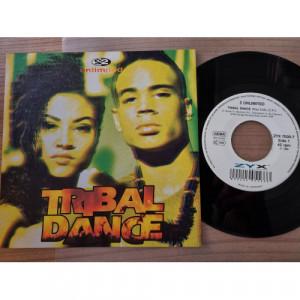2 Unlimited - Tribal Dance - Vinyl - 7'' PS