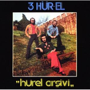 3 Hur-el - Hurel Arsivi - Vinyl - LP