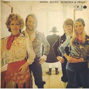 Abba - Bjorn,benny,agnetha & Frida - Vinyl - LP