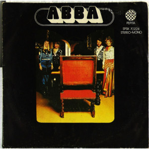 Abba - Dancing Queen / Fernando - Vinyl - 7'' PS