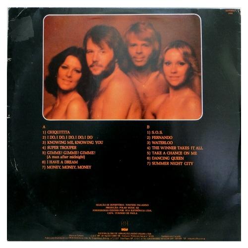 Abba - Dez Anos - Vinyl - LP