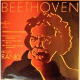 Dezso Ranki - BEETHOVEN Sonatas for Piano No.8 (Pathetique), 24, 21