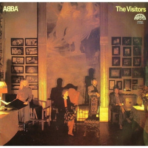 Abba - Visitors - Vinyl - LP