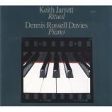 KEITH JARRETT - DENNIS RUSSELL DAVIES (piano) - Ritual