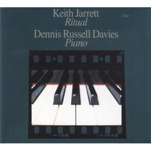 KEITH JARRETT - DENNIS RUSSELL DAVIES (piano) - Ritual  - CD - Album