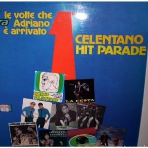 Adriano Celentano - Celentano Hit Parade: Le Volte Che Adriano È Arrivato - Vinyl - LP