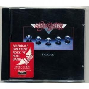 Aerosmith - Rocks - CD - Album