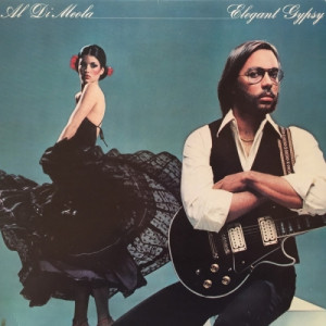 Al Di Meola - Elegant Gypsy - Vinyl - LP