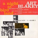 Art Blakey Quintet - A Night At Birdland Volume 2