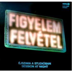 Babos/ Dando/ Des/ Koszegi/ Lerch/ Masik/ Szakcsi - Session At Night (Figyelem Felvetel:Ejszaka A Studioban) - Vinyl - LP