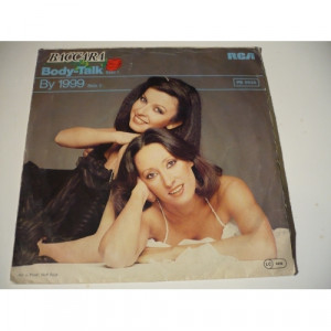 Baccara - Body-Talk / By 1999 - Vinyl - 7'' PS