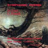 Dorin Frandes Arad Philharmonic Symphony Orchestra - Liszt - Franck: Symphonic Poems