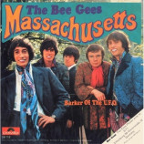Bee Gees - Massachusetts / Barker Of The U.f.o.