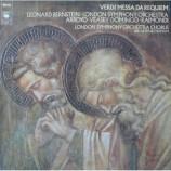 Bernstein-lso-domingo-arroyo-veasey - Verdi - Massa Da Requiem