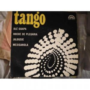 Brno Radio Pops Orch./ Bratislava Radio Dance Orch - Tango - Vinyl Record - EP