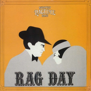 Budapest Ragtime Band - Rag Day - Vinyl Record - LP
