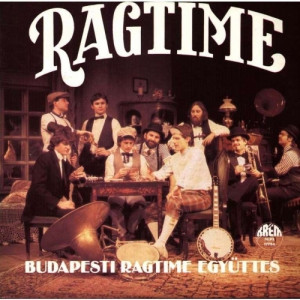 Budapest Ragtime Band - Ragtime - Vinyl Record - LP
