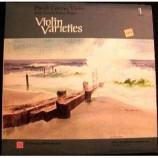 Cerone David - Violin Varieties
