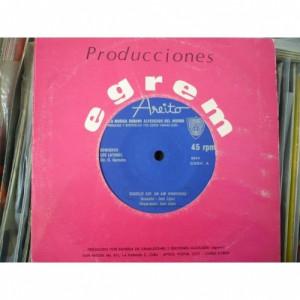 """Conjunto Los Latinos - Siguelo Ahi (a La Cortico) / Noches De Vacio - Vinyl - 7"""""""