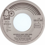 Glitter Band - People Like You And People Like Me / Makes You Blind