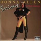 Donna Allen - Serious / Bad Love
