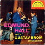 Edmund Hall with Gustav Brom Orchestra - Swingin'/ Sweet Georgia Brown/Down On The Desert/Weary Blues
