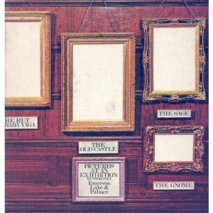 Emerson,lake & Palmer - Pictures At An Exhibition - Vinyl - LP Box Set