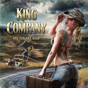 King Company - One For The Road - CD - Album