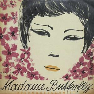 Erna Berger - Dietrich Fischer-Dieskau - Puccini - Madame Butterfly - Vinyl Record - 10''