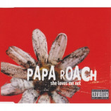 Papa Roach - She Loves Me Not
