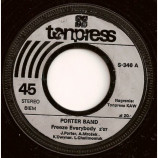 Porter Band  - Freeze Everybody - Brave Gun