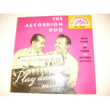 Milan Braha and Jiri Fabera with Rhythmic Section - The Accordion Duo