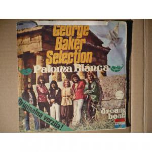 George Baker Selection - Paloma blanca / Dreamboat - Vinyl - 7'' PS