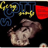 Gery Scott - Sings Dixieland Traditionals and Alexander's Ragtime Band