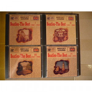 Beatles - The Best (1962-1970) - CD - 4 x CD Compilation