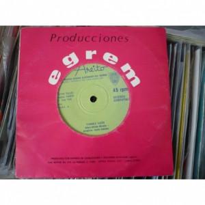 """Hector Tellez - Terrible Sueno / Que Paso? - Vinyl - 7"""""""