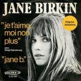 Jane Birkin - Je T'aime... Moi Non Plus