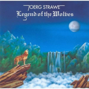 Joerg Strawe - Legend Of The Wolves - CD - Album