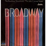 John Cacavas Singers - Broadway Showbook