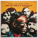 John Lee Hooker & Canned Heat - Boogie With Hooker N' Heat