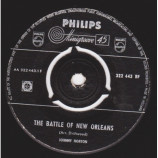 Johnny Horton - The Battle Of New Orleans / All For The Love Of A Girl