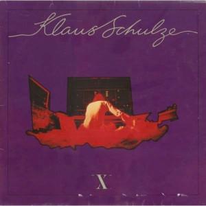 Klaus Schulze - X - Vinyl - 2 x LP