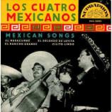 Los Cuatro Mexicanos - Mexican Songs