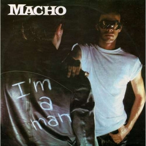 Macho - I'm A Man - Vinyl Record - LP