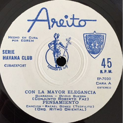 various artists - Ron Havana Club - De Cuba Viene - Vinyl - EP