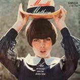 Mireille Mathieu - An einem Sonntag in Avignon / Au revoir,