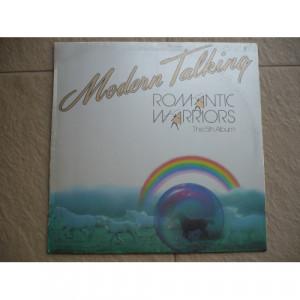 Modern Talking - Romantic Warriors - Vinyl Record - LP