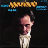 MIHALY BACHER - BEETHOVEN Sonatas for Piano No.23 (Appassionata),10, 20