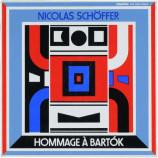 Nicolas Schoffer - Hommage A Bartok