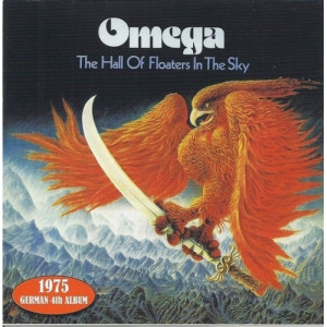Omega - The Hall Of Floaters In The Sky - CD - Album